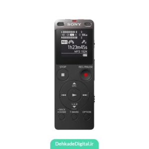 ضبط کننده صدا سونی مدل ICD-UX560F