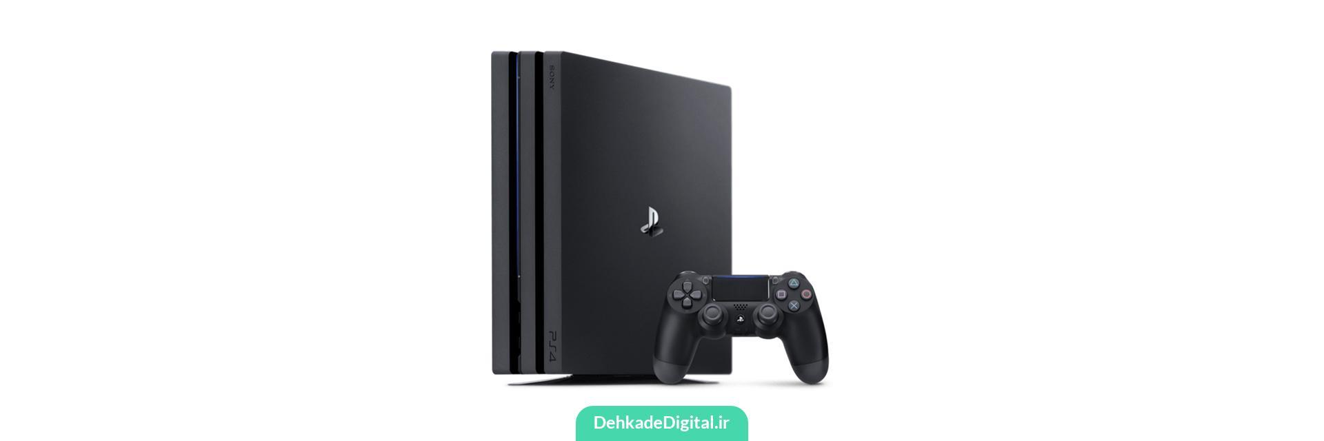 سیر تکامل پلی استیشن Playstation4 pro