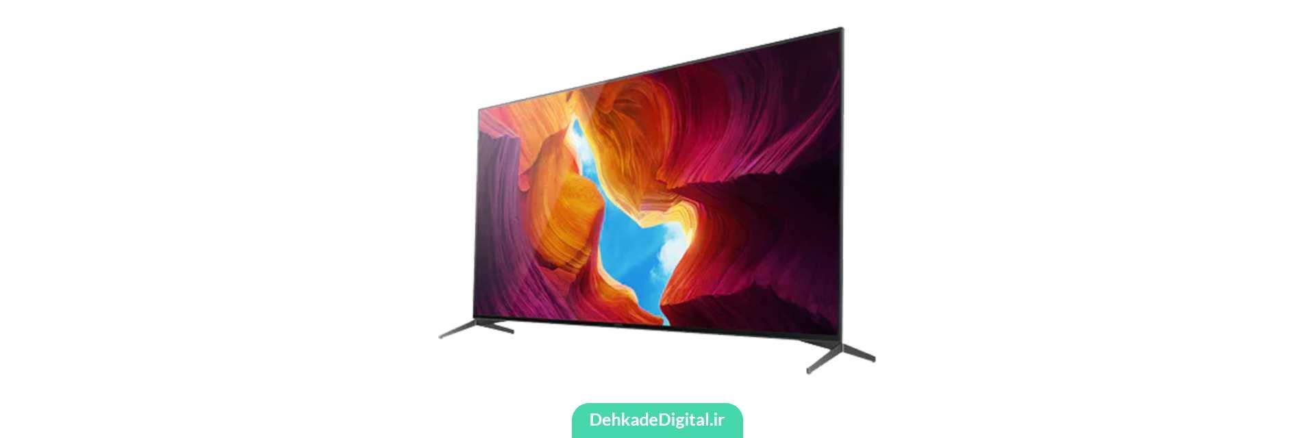 معرفی تلویزیون های سونی X7500H55