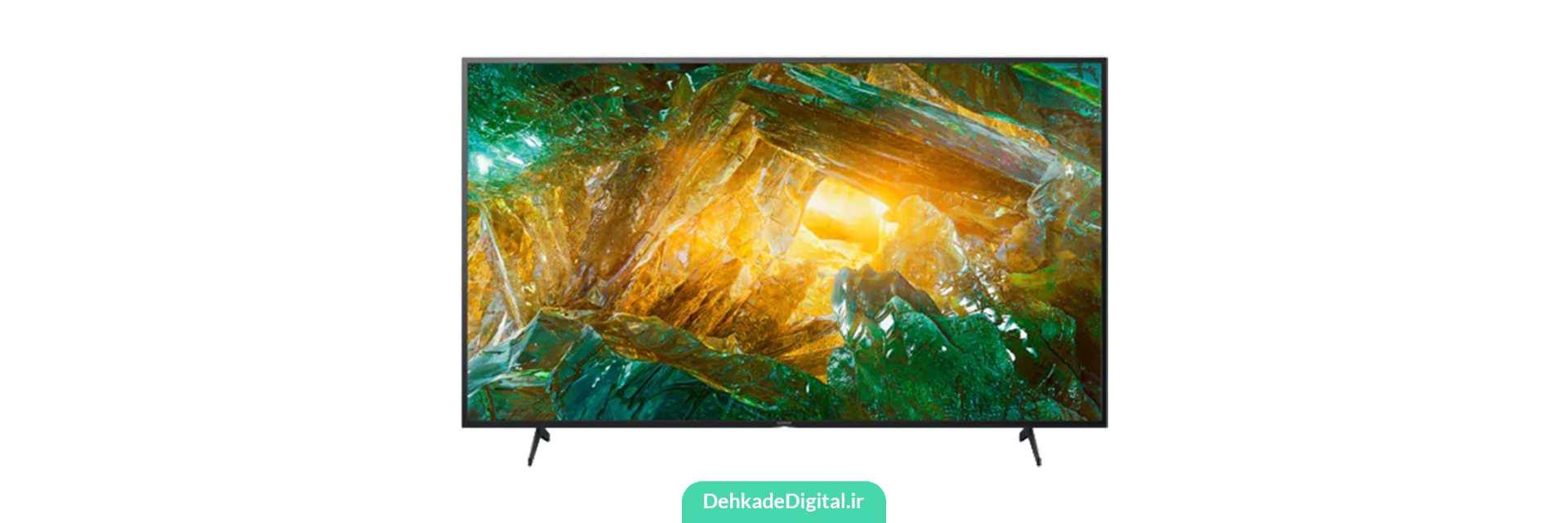 معرفی تلویزیون های سونی X8000H55