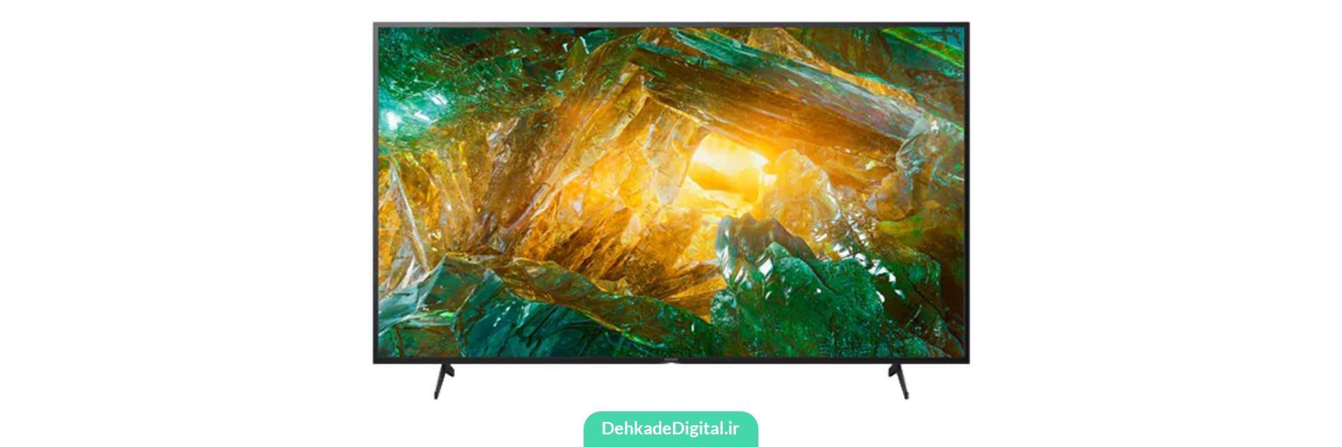 معرفی تلویزیون های سونی X8000H65