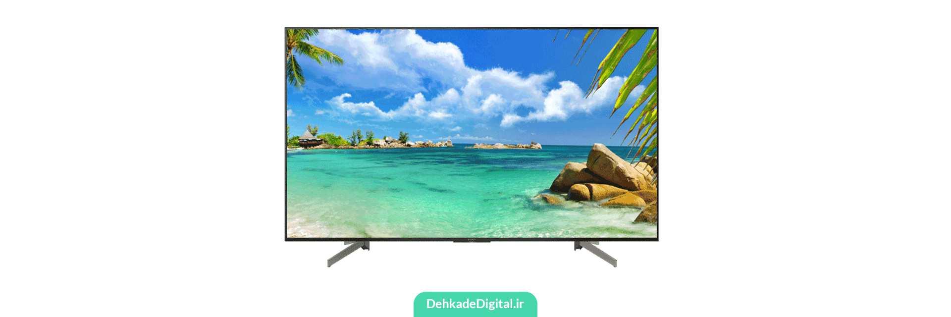 معرفی تلویزیون های سونی X8500G65