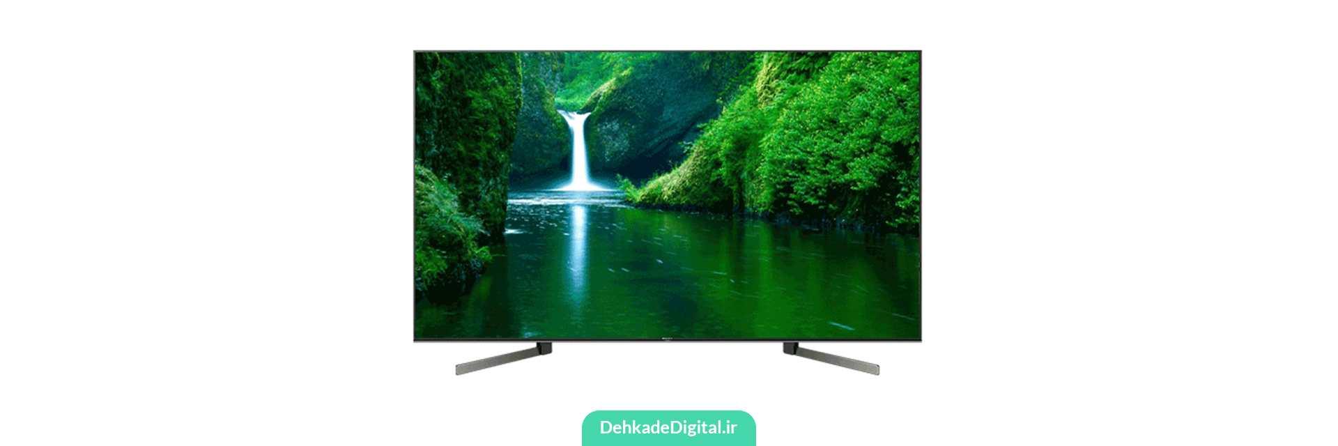 معرفی تلویزیون های سونی X9500G75
